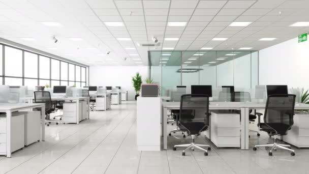 Modern Corporate Work Space