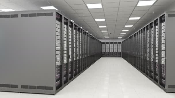 Video aus dem Serverraum