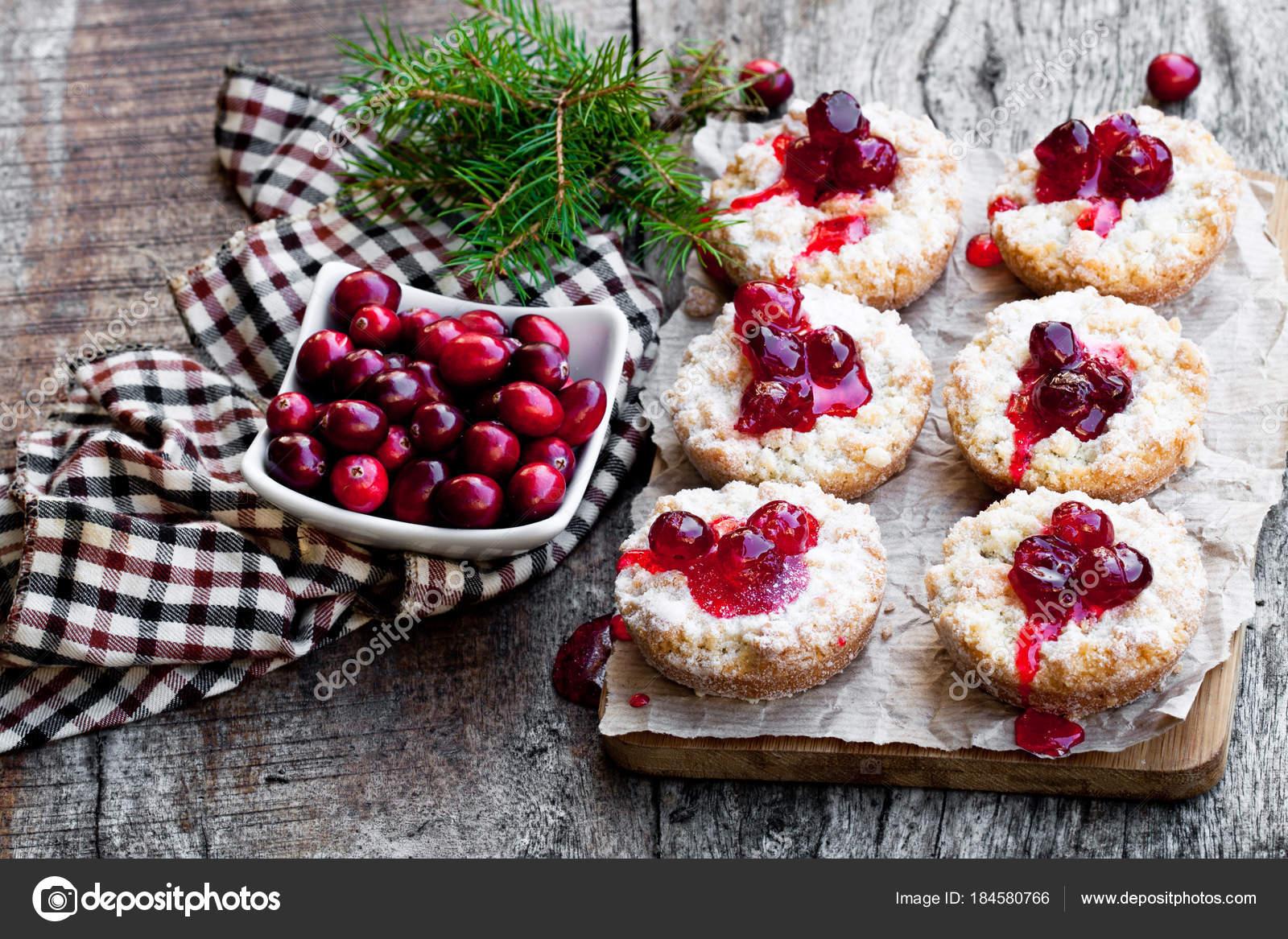 fruit dessert kerst
