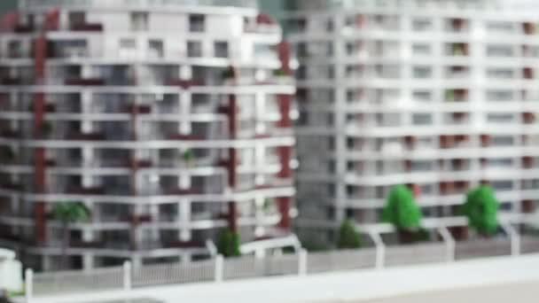 Immobilienmarkt. Handschlag und Schlüsselübergabe