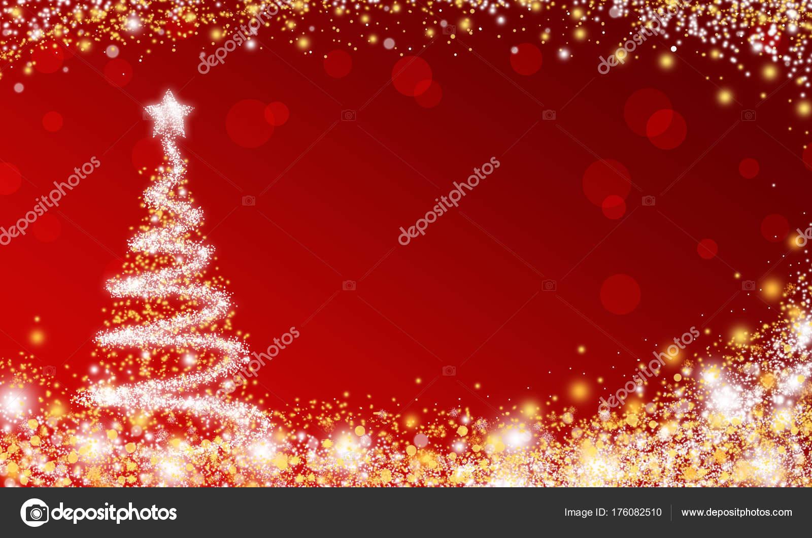 Christmas Wallpaper Tree Red Christmas Wallpaper Sparkle Christmas Tree Stock Photo C Hendraxu 176082510