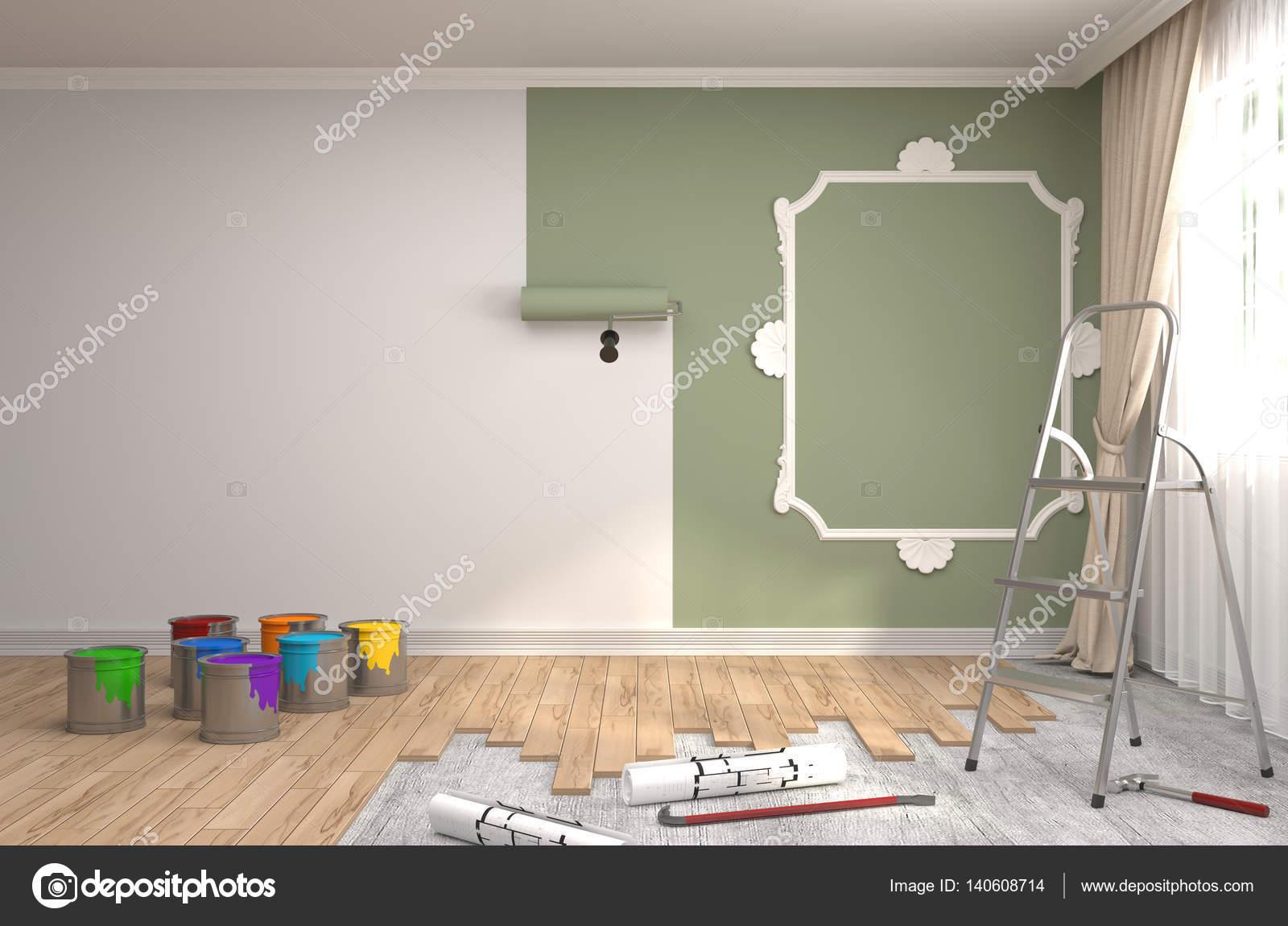 Vasca Da Bagno Verniciatura : Riparazione e verniciatura delle pareti in camera
