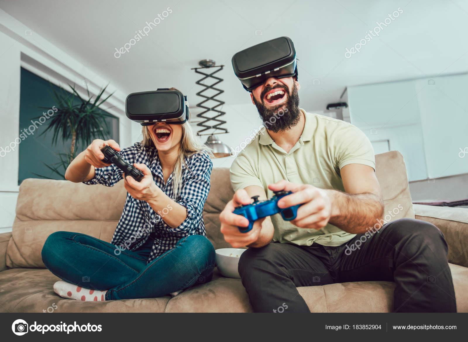 Виртуальная реальность: лучшие игры, видео и фильмы для очков и.
