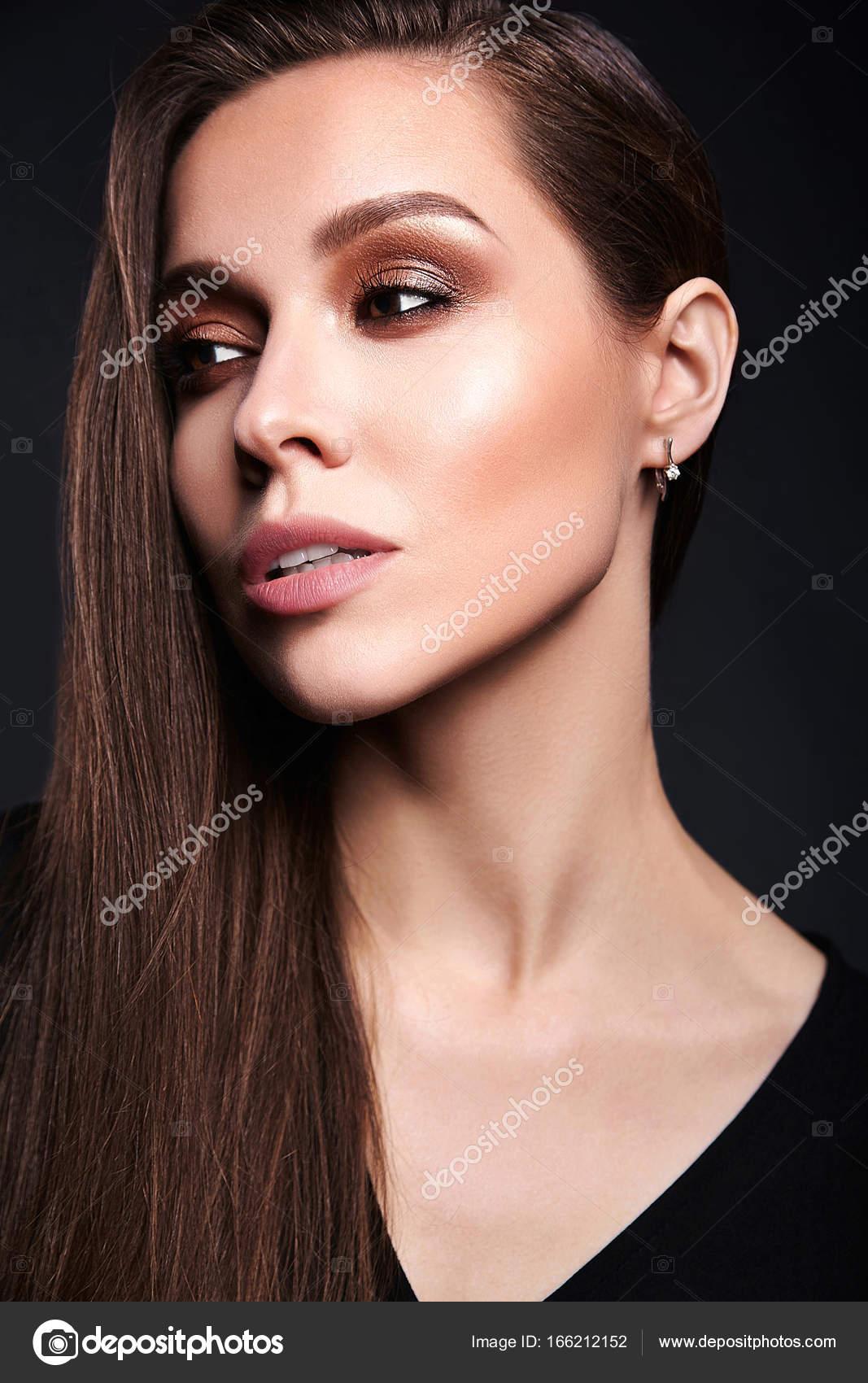 Beautiful nude women close up — 8