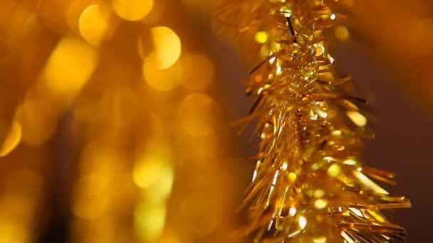 Kvalita barvy zlata Bokeh Studio