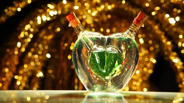 Glass Heart Valentines day