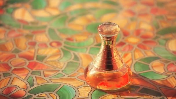 Glass Perfume Bottle Spring Smoke