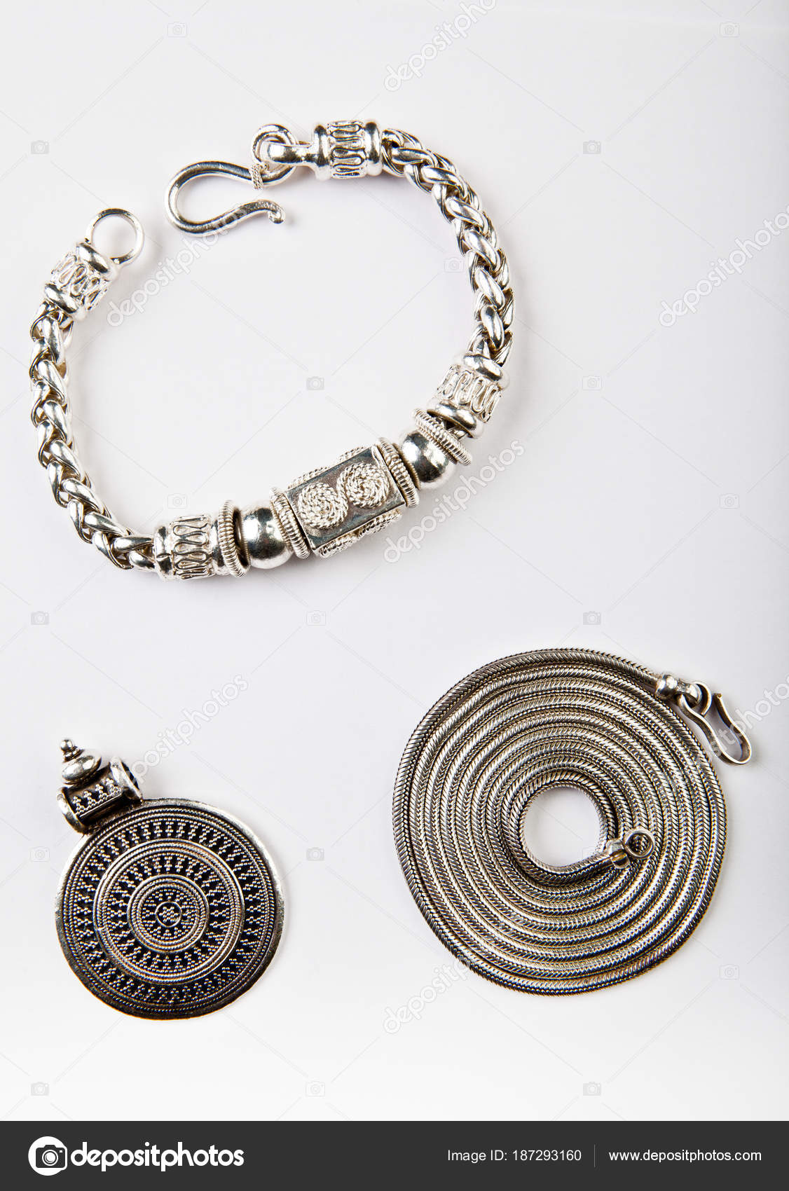 mandalabracelet front and personalised bracelet mandala silver product leather