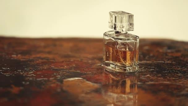 Glass Perfume Bottle Morning fog