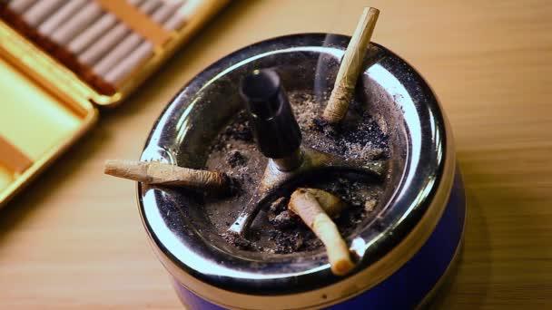 Füst cigaretta Felvétel leállítása