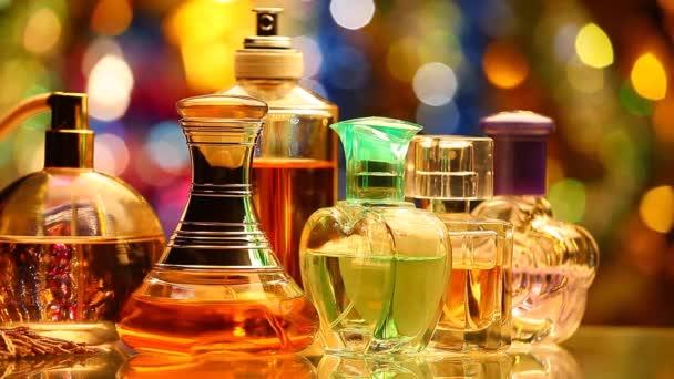 Glass Perfume Bottle studio