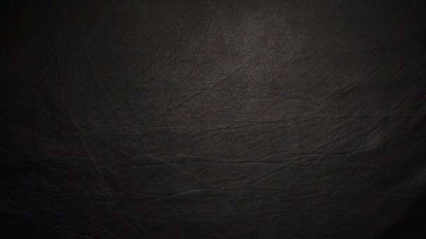 natural dark sharp leather background hd footage