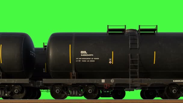 Transportation of crude oil and propane gas tanks