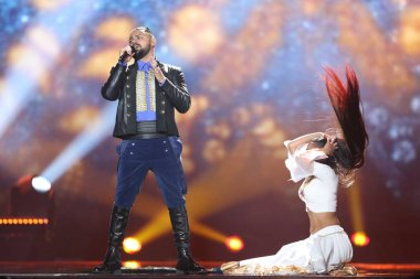 Joci Papai from Hungary Eurovision 2017