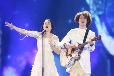Naviband from Belarus  Eurovision 2017