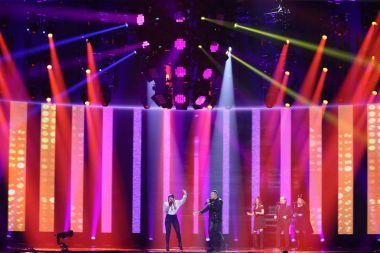 Valentina Monetta & Jimmie Wilson Eurovision 2017