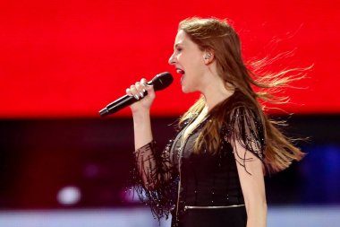 Jana Burceska from Macedonia Eurovision 2017