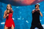Ilinca  Alex Florea from Romania Eurovision 2017