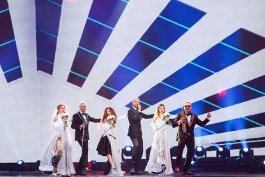 SunStroke Project from Moldova Eurovision 2017