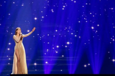 Demy from Greece  Eurovision 2017