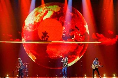 Manel Navarro from Spain Eurovision 2017