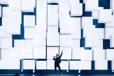 Hovig from Cyprus  Eurovision 2017