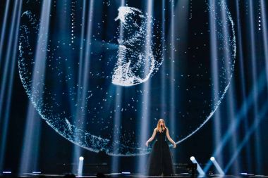 Blanche from Belgium Eurovision 2017
