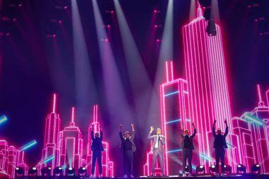 Robin Bengtsson from Sweden Eurovision 2017