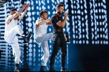 Imri Ziv from Israel  Eurovision 2017