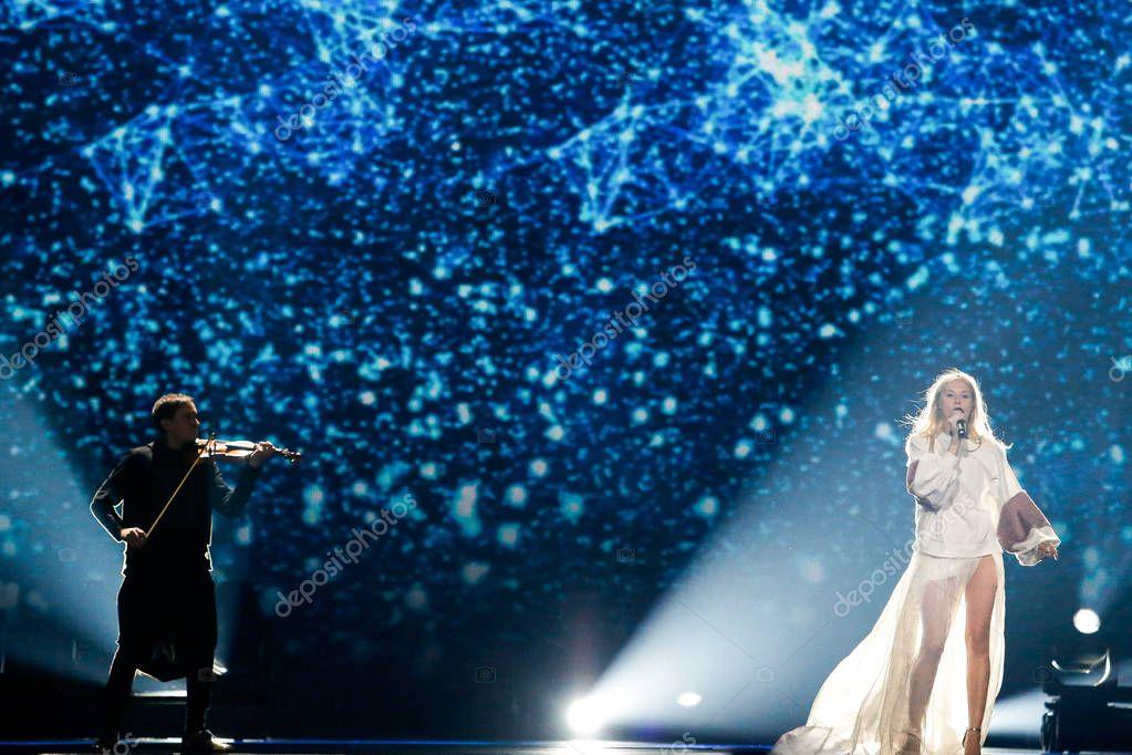 Kasia Mos from Poland Eurovision 2017