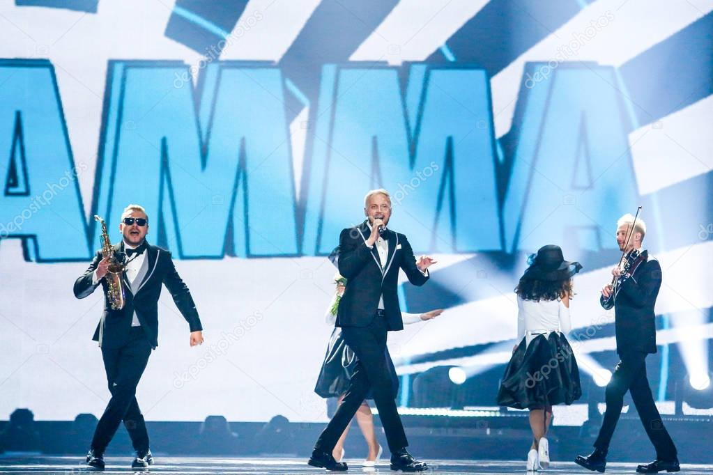 SunStroke Project from Moldova Eurovision 2017