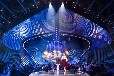 Verka Serduchka from Ukraine Eurovision 2017