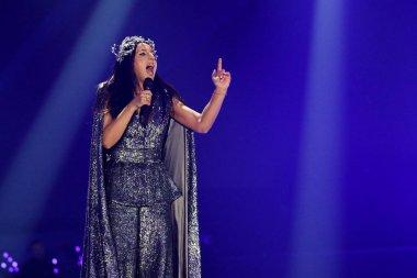 Jamala from Ukraine eurovision 2017