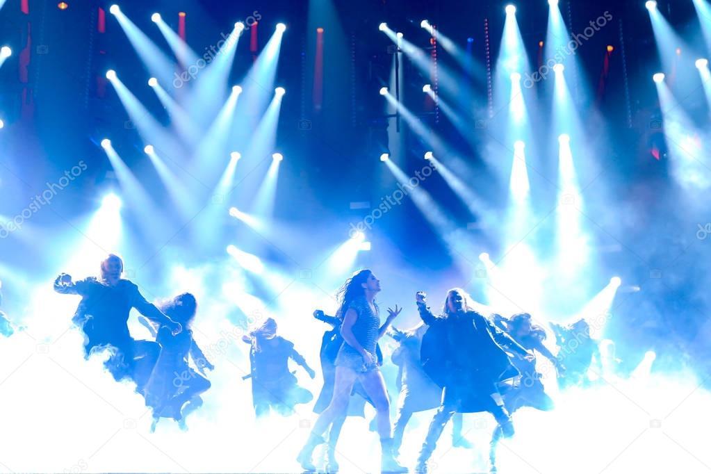 Ruslana from Ukraine Eurovision 2017