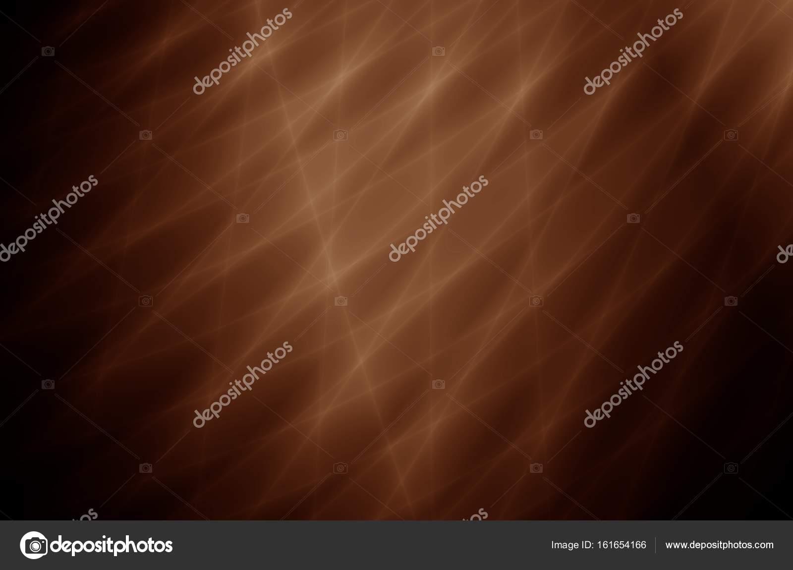 Papier peint graphique marron motif abstrait — Photographie riariu ...