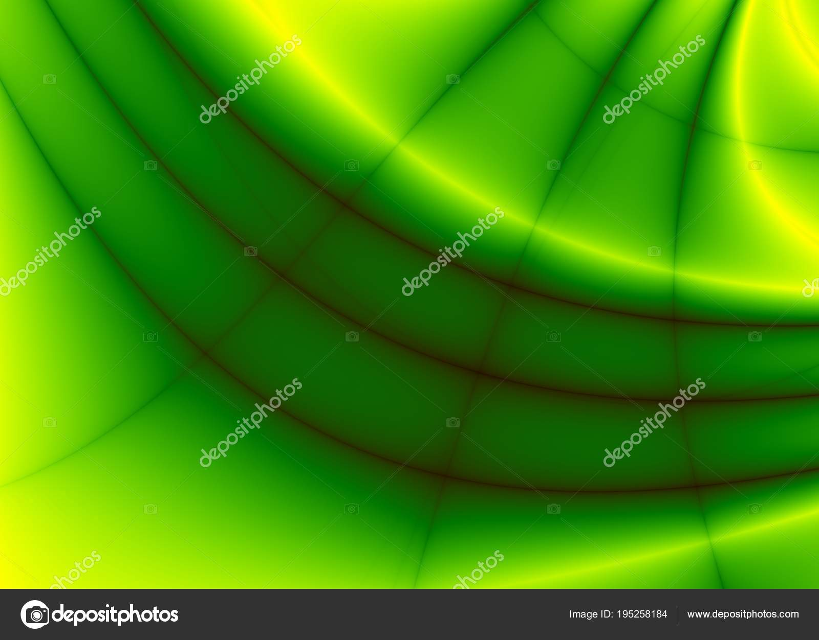 Sullo Sfondo Neon Reticolo Verde Sfondo Desktop Foto Stock