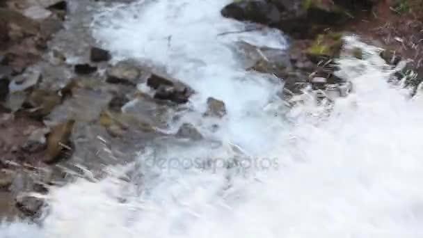 Karpaty a vodopád