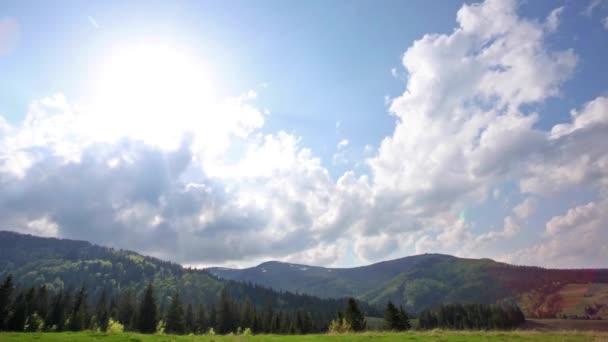 Nyáron a Kárpát-hegység