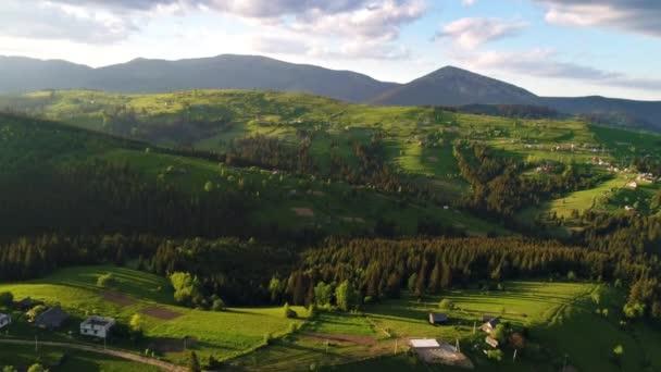 horská obec krajina