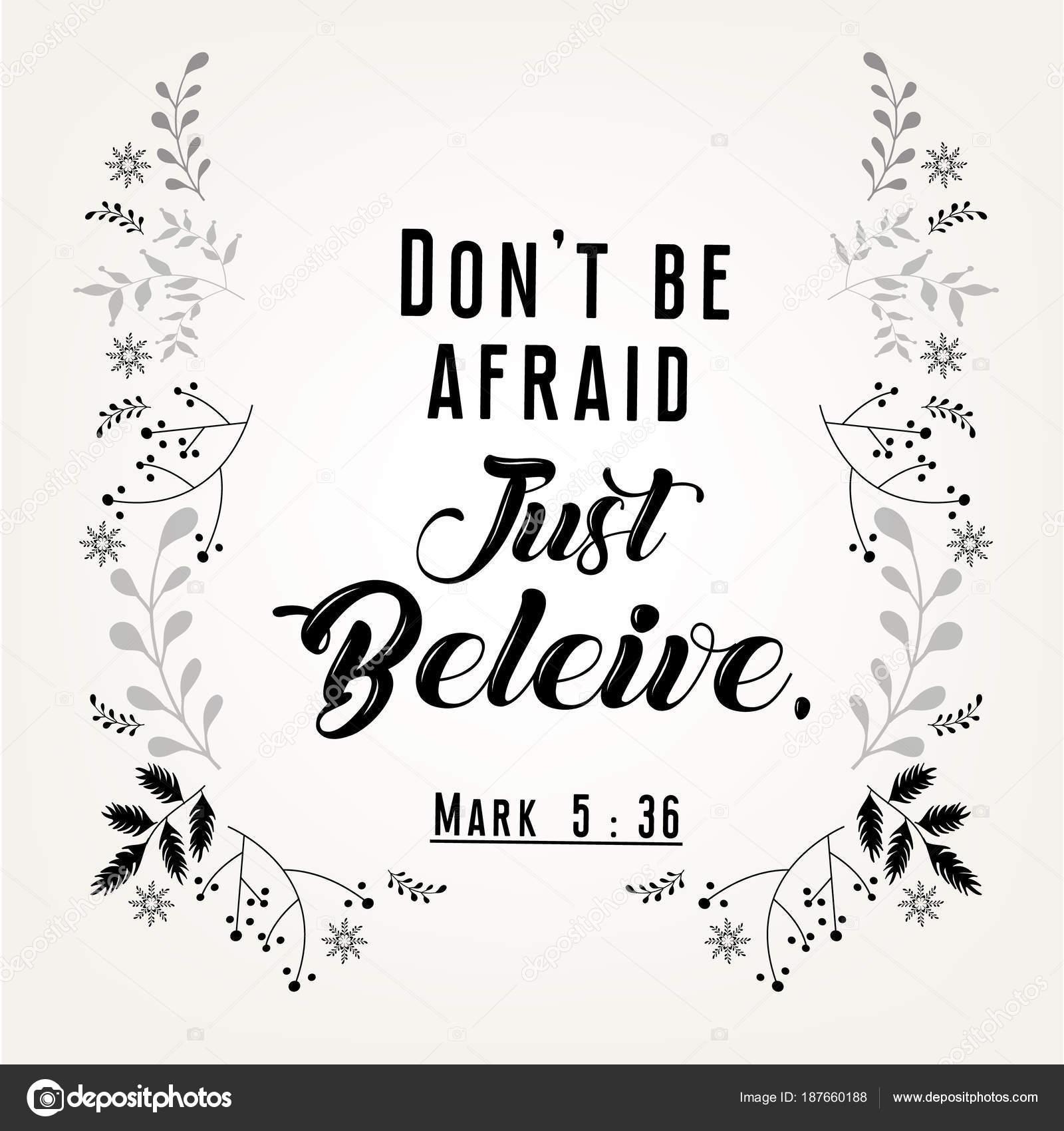 Bibel-Zitat-Verben im Blumenkranz design — Stockvektor © kataline ...