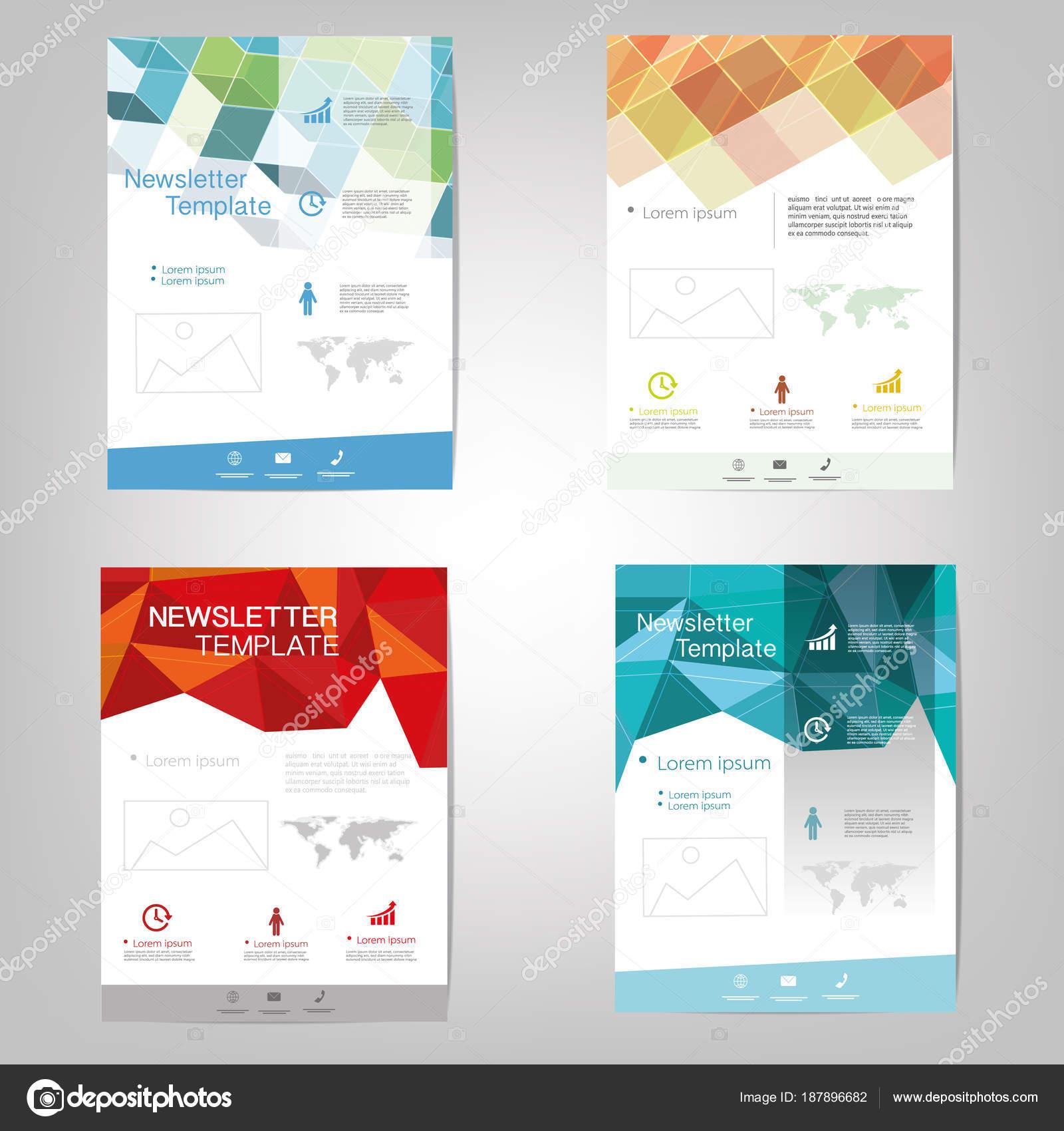 Diseño de flyer folleto plantilla para diseño elegante de propósitos ...