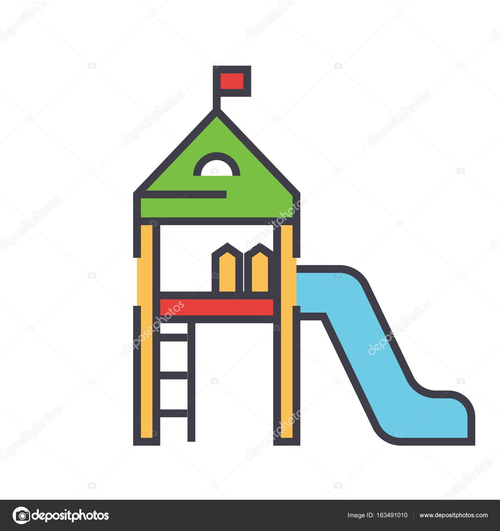 Imagenes Juegos Infantiles Icono Los Ninos Juegos Infantiles - Casa-de-juegos-infantiles