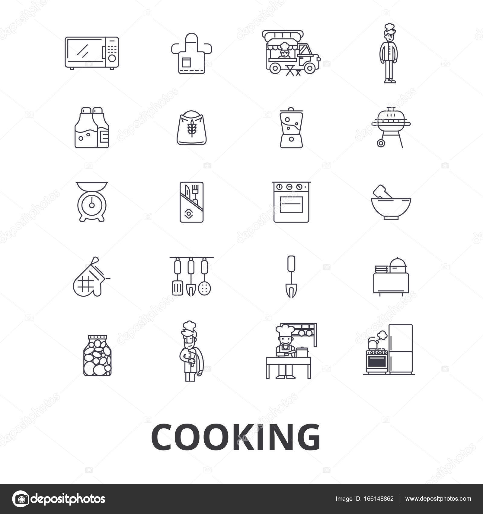Kochen, Küche, Essen, Küchenchef, Koch-Klasse, Backen, Rezept ...