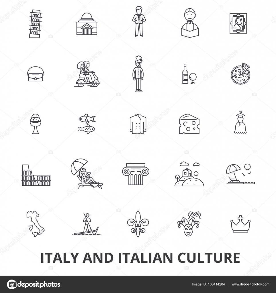 Italy Rome Italy Map Italy Flag Italian Pizza Gondola Cheese