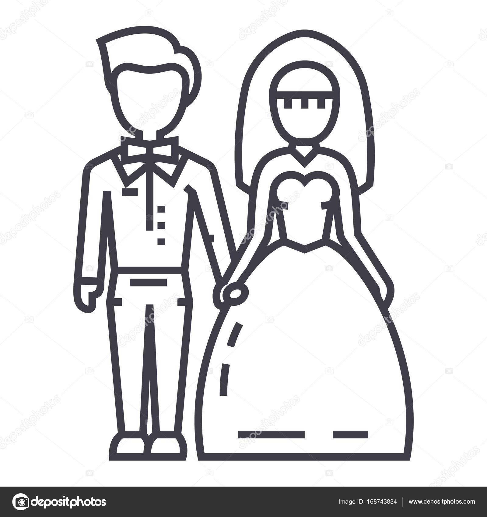 aecfc02d21 pareja de boda