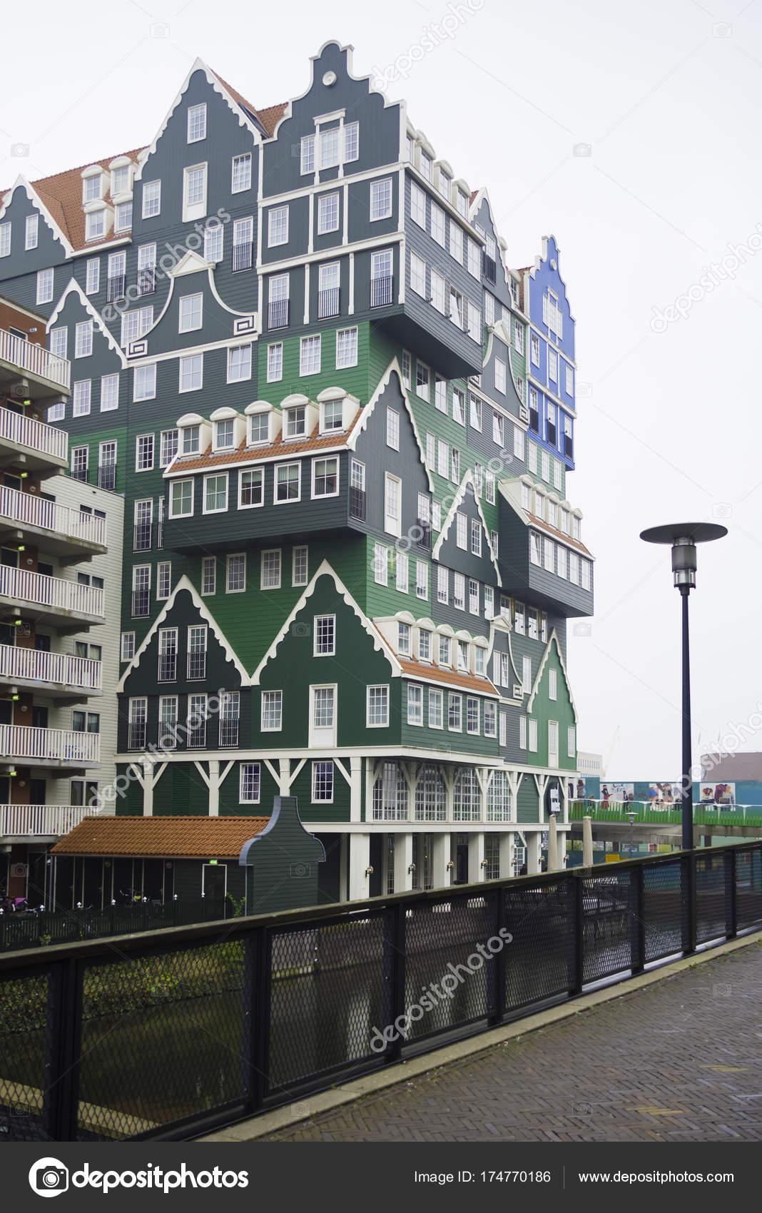 ザーンスタット、オランダの近代...