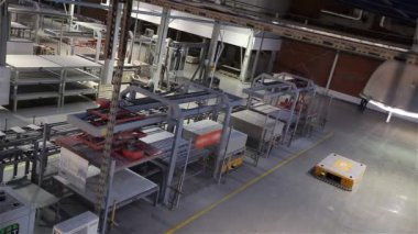 Fabricaci n de baldosas cer micas l nea automatizada para for Fabrica de baldosas en santiago