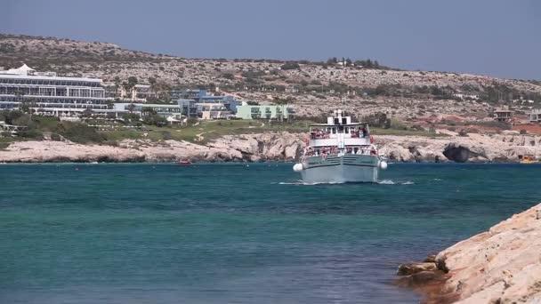 Bateau de plaisance mer
