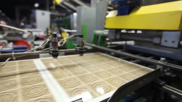 Stampa fantasia piastrelle in ceramica, modello su piastrelle di ceramica. Indors interni, industriale