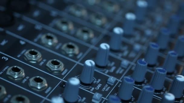 Tonaufnahmegeräte, professionelle Aufnahmegeräte, DJ-Bedienfeld